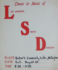 LOS ANGELES SMOG DIVISION