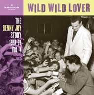 349 BENNY JOY - WILD WILD LOVER LP (349)