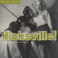 312 VARIOUS ARTISTS - KICKSVILLE VOLUME 3 LP (312)