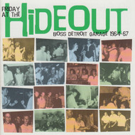 287 VARIOUS ARTISTS - FRIDAY AT THE HIDEOUT LP (287)