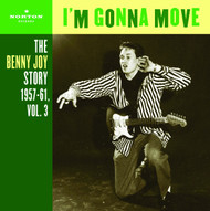 348 BENNY JOY - I'M GONNA MOVE LP (348)