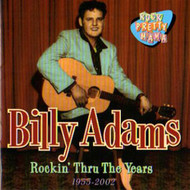 BILLY ADAMS - ROCK PRETTY MAMA (CD)
