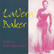 LAVERN BAKER - LEAVIN' A LASTIN' IMPRESSION (CD)