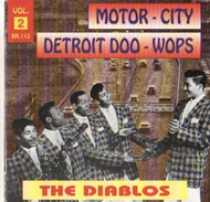 DIABLOS - MOTOR CITY DOO-WOPS VOL. 2 (CD)