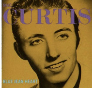 MAC CURTIS - BLUE JEAN HEART (CD)