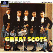 GREAT SCOTS - THE GREAT LOST GREAT SCOTS ALBUM!! (CD)