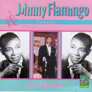 JOHNNY FLAMINGO & FRIENDS (CD)