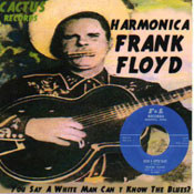 HARMONICA FRANK FLOYD - ROCK A LITTLE BABY (CD)