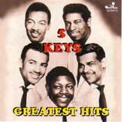 FIVE KEYS - GREATEST HITS (CD)