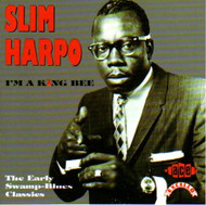 SLIM HARPO - I'M A KING BEE (CD)