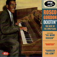 ROSCO GORDON - BOOTED (CD)