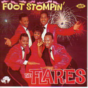 FLARES - FOOT STOMPIN' (CD)