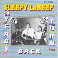 SLEEPY LA BEEF - LET'S TURN BACK THE YEARS (CD)
