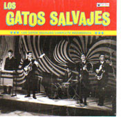 LOS GATOS SALVAJES - COMPLETE RECORDINGS (CD)
