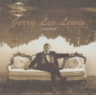 JERRY LEE LEWIS - YOUNG BLOOD (CD)
