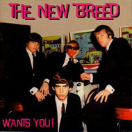 NEW BREED - THE NEW BREED WANTS YOU! (CD)