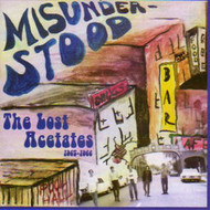 MISUNDERSTOOD - THE LOST ACETATES 1965-66 (CD)