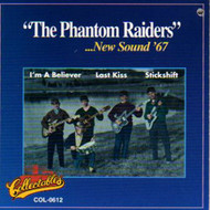 PHANTOM RAIDERS - NEW SOUND '67 (CD)