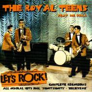ROYAL TEENS - LET'S ROCK (CD)