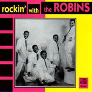 ROBINS - ROCKIN' WITH (CD)
