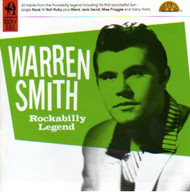 WARREN SMITH - ROCKABILLY LEGEND (CD)