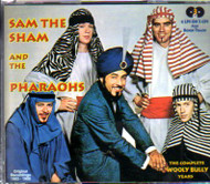 SAM THE SHAM AND THE PHARAOHS - THE COMPLETE WOOLY BULLY YEARS (CD)