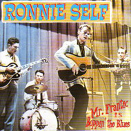 RONNIE SELF - MR. FRANTIC BOPPIN' THE BLUES (CD)