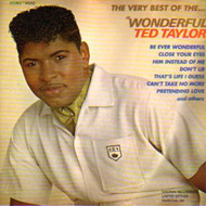 TED TAYLOR - WONDERFUL (CD)