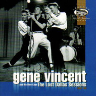 GENE VINCENT - LOST DALLAS SESSIONS 1957-58 (CD)