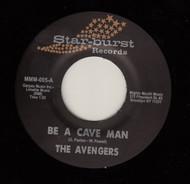 AVENGERS - BE A CAVEMAN