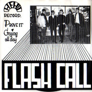 FLASH CALL - PROVE IT/CRYING ALL DAY