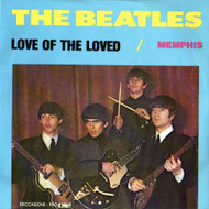 BEATLES - MEMPHIS/LOVE OF THE LOVED