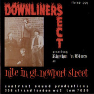 DOWNLINERS SECT - AT NIGHT IN GREAT NEWPORT STREET