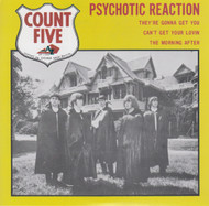 COUNT FIVE - PSYCHOTIC REACTION EP