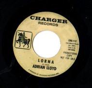 ADRIAN LLOYD - LORNA