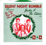 054 JACKIE & THE CEDRICS - SILENT NIGHT RUMBLE / SANTA CLAUS (054)