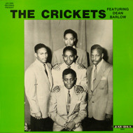 CRICKETS - FEATURING DEAN BARLOW  LP