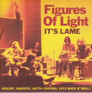 130 FIGURES OF LIGHT - IT'S LAME / I JES WANNA GO TO BED (130)