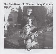101 THE CREATIONS - TO WHOM IT MAY CONCERN (101)