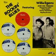 WILLIE EGAN - ROCKIN' BLUES