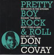 118 DON COVAY - PRETTY BOY ROCK & ROLL (118)