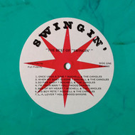 GOLDEN GROUPS VOL. 36 - BEST OF SWINGIN' (Relic LP -Green vinyl)