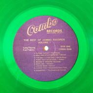 GOLDEN GROUPS VOL. 43 - BEST OF COMBO VOL. 1 (LP Green vinyl)