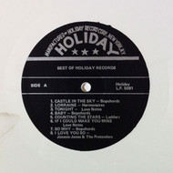 GOLDEN GROUPS VOL. 55 - BEST OF HOLIDAY (LP White wax!)