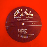 VOCALEERS - IS IT A DREAM? (Red)