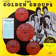 GOLDEN GROUPS VOL. 45 - BEST OF TIMELY (LP)