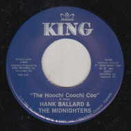 HANK BALLARD AND MIDNIGHTERS -HOOCHIE COOCHIE COO/ COFFEE GRIND