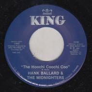 HANK BALLARD AND MIDNIGHTERS -HOOCHIE COOCHIE COO/ COFFEE GRIND