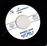 BABY HUEY - MONKEY MAN