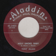 TONY ALLAN - HOLY SMOKE BABY